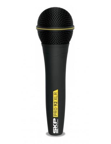 Microfono SKP PRO-92XLR Dinamico...