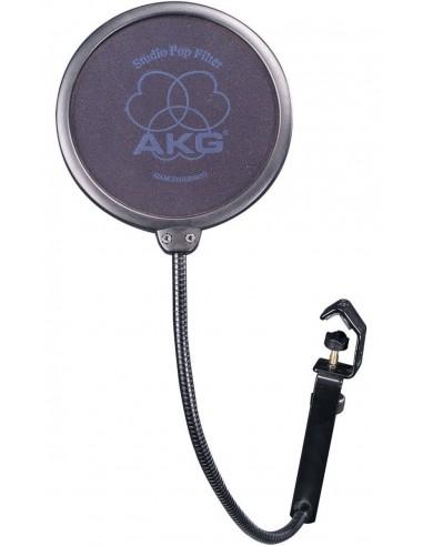 Filtro Anti Pop Profesional AKG PF80...