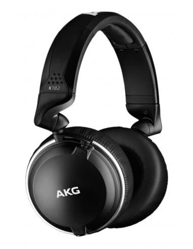 Auriculares AKG K182 Monitor Estudio...