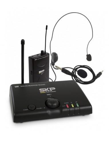 Microfono Inalambrico SKP Pro Audio...