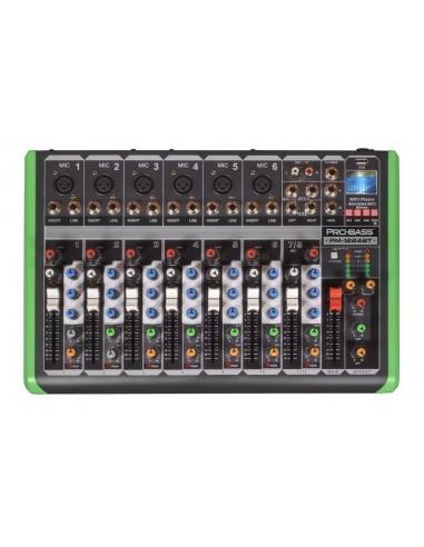 Mixer Mezcladora Sonido PROBASS...
