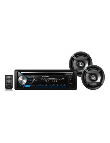 KIT Reproductor Stereo Pioneer...