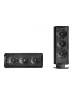 Parlantes Home Theater HARMAN KARDON HKTS30 2 Vías 120W
