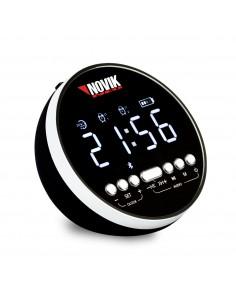 Reloj Despertador Parlante Aion Inalámbrico Bluetooth