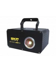 Laser Luces Dj Efecto Skp Pro Light Xstage-600RG Rojo Verde