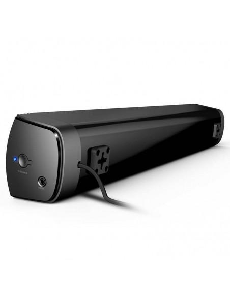 Barra De Sonido Parlante Novik 80w Rms Bluetooth Aux