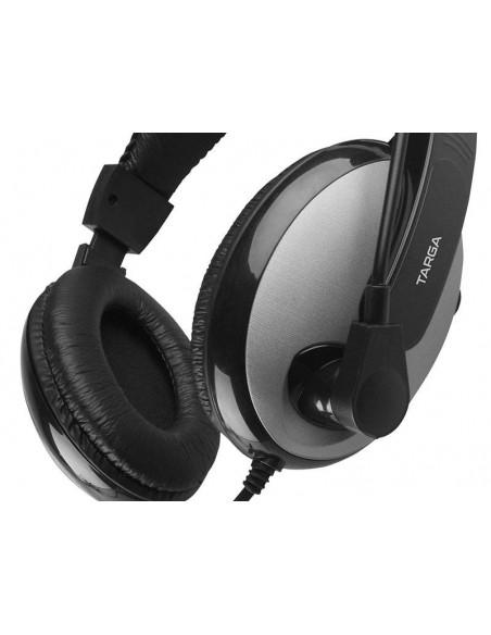 Auriculares Micrófono Targa Tg-ph350 Headset Anti Pop
