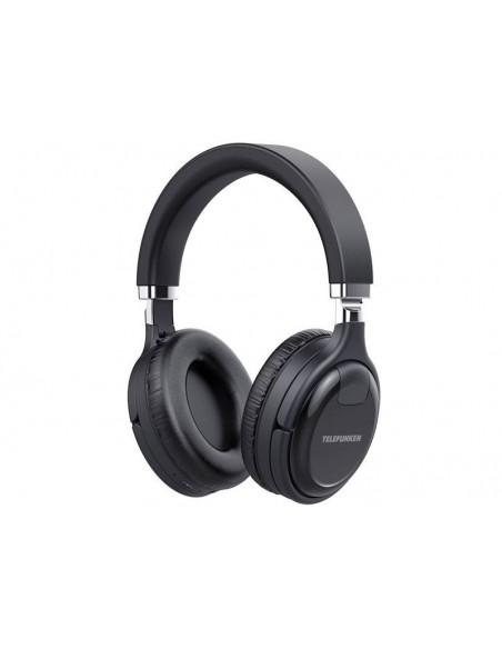 Auriculares Bluetooth Telefunken H800anc Cancelación Ruido