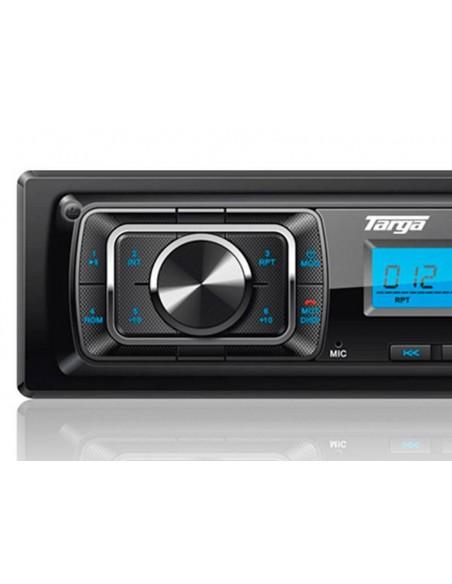 Stereo Digital Targa Tag-5018 Bluetooth Detach 4x52w
