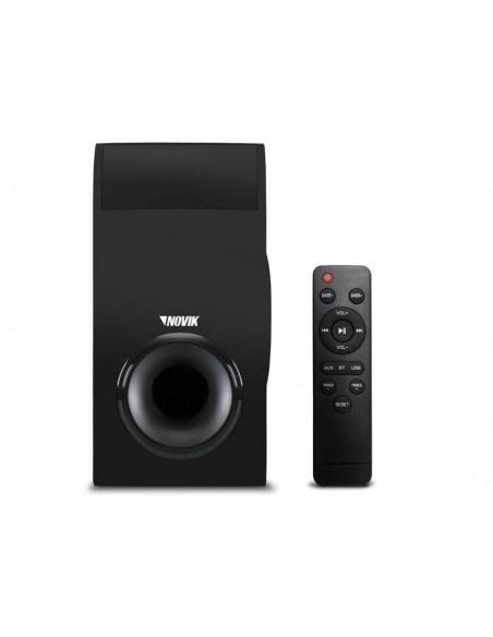 Home Theater Barra De Sonido Parlante Bluetooth Novik Infinity 8