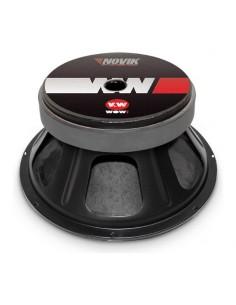 Parlante Woofer Novik Wow-8100 8´´ 100w Rms 8 Ohm Bobina 2´´