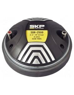 """Controlador Compresión Skp Sdr 2500 2.5"""" Hf Driver 80w 8ohm"""