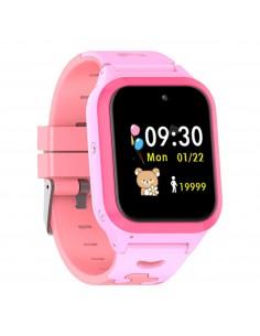 Smartwatch Targa G-track Kids Rosa Gps Wifi Chat Voice