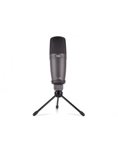 Microfono Novik Usb Grabacion Fnk-02u Gamer Youtube streaming