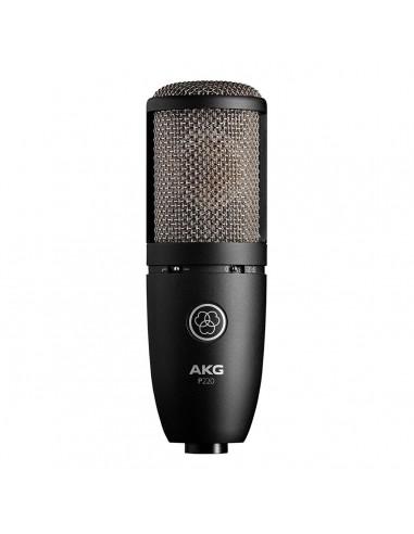 Microfono Condenser Studio Akg P-220...