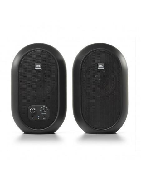 Set X2 Monitores Estudio Jbl J104 Bluetooth P/mezcla 60w Rms